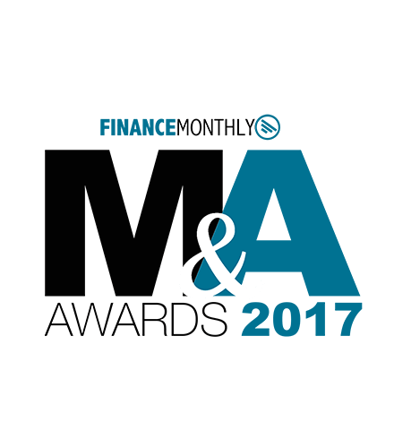 Finance Monthly M&A Award 2017